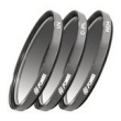 FOMEI set filtrů UV + PL-C + ND4 55mm